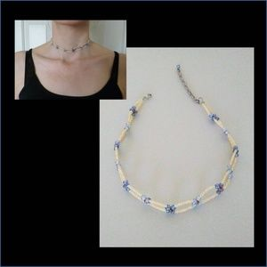Jewelry - Pearls choker necklace